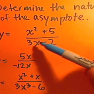 Determining the Nature of the Asymptotes