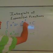Integral of an Exponential Function