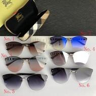 Burberry BE4365 Oversized Sunglasses