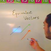 Equivalent Vectors
