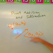 Point Addition and Subtraction
