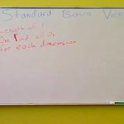 Standard Basis Vectors