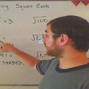 Calculating Square Roots