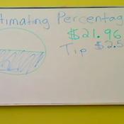 Estimating a Percentage