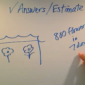 Determining Whether an Answer is Reasonable