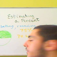 Estimating a Percentage