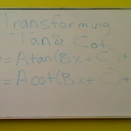 Transforming Tangent and Cotangent