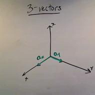 3-Vectors