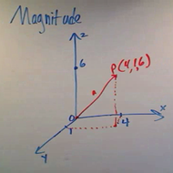 Calculating the Magnitude of a 3-Vector