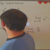 Finding a Limit Through Substitution