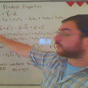 Dot Product Properties