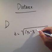 Distance in N-Space