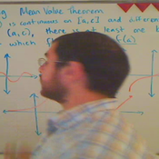 Applying the Mean Value Theorem
