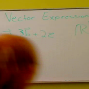 Vector Expressions