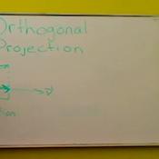 Orthogonal Projection