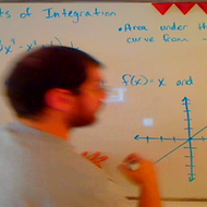 Choosing Appropriate Limits of Integration