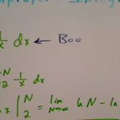 Computing an Improper Integral