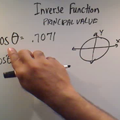 Evaluating an Inverse Function