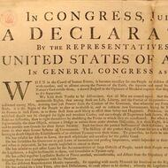 History Essays on the U.S. Declaration of Independence