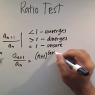 Ratio Test