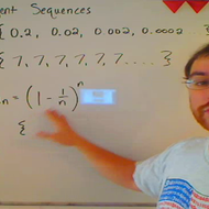 Convergent Sequences
