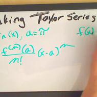 Constructing Taylor Series