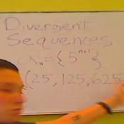 Divergent sequences