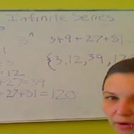 Infinite Series