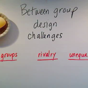 Between Group Design Challenges