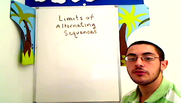 Limits of Alternating Sequences
