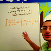Integration by Fraction Decomposition