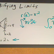 Modified Limits of Integral