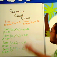 Sequence Limit Laws