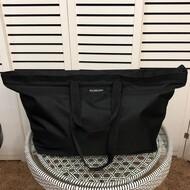 Balenciaga Explorer Tote Bag In Black