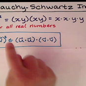 The Cauchy-Schwarz Inequality