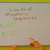 Limits of Convergent Series