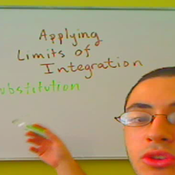 Applying Limits of Integration
