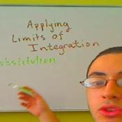Applying Limits of Integration