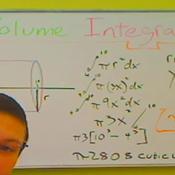 Volume Integrals