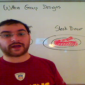 Evaluating Within Group Designs