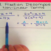Decomposing with Non-Linear Terms