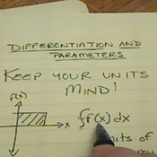 Differentiation and Parameters