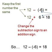 Lesson 2.3: Subtracting Integers