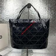 Issey Miyake Slash Rock Small Shoulder Bag Black