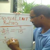 Identifying Equal Ratios