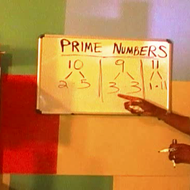 Identifying Prime Numbers