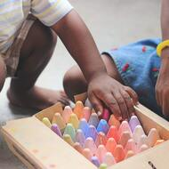 Development of children's creativity
