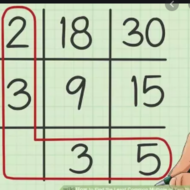 Math 6 Lesson 3.2: LCM