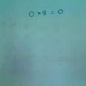 Multiplication and Zero