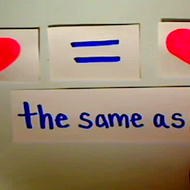 The Equals Sign